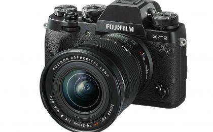 Fujifilm X-T2: prezzo, caratteristiche e primo contatto della mirrorless