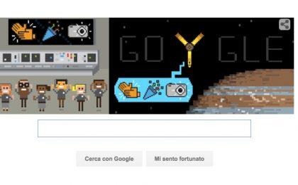 Sonda Juno su Giove: Google dedica il Doodle