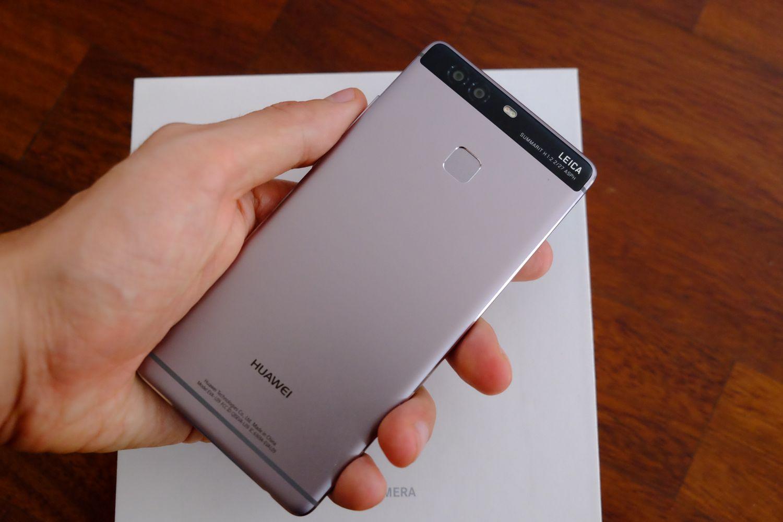 Huawei P9 handson