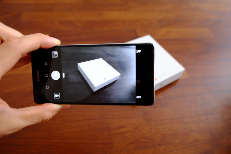 Huawei P9 menu fotografico