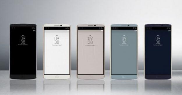 LG V10 phablet