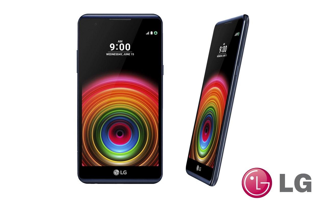 LG X Power prezzo e scheda tecnica ufficiali