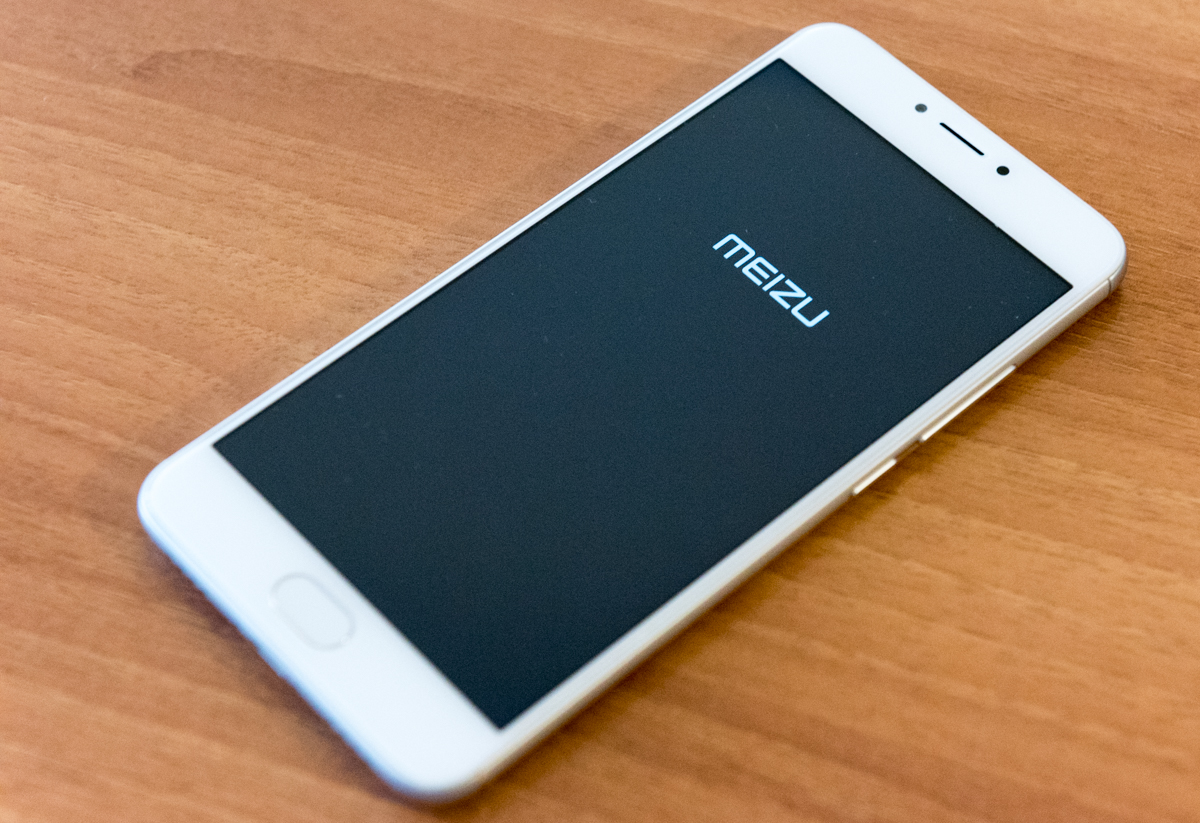 Meizu M3 Note con Flyme OS