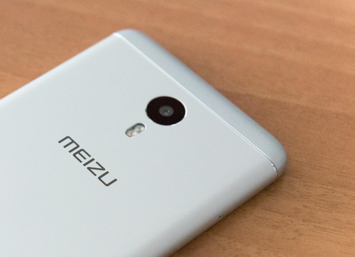 Meizu M3 Note fotocamera