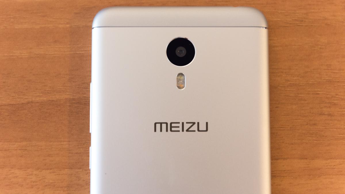 Meizu M3 Note logo e fotocamera
