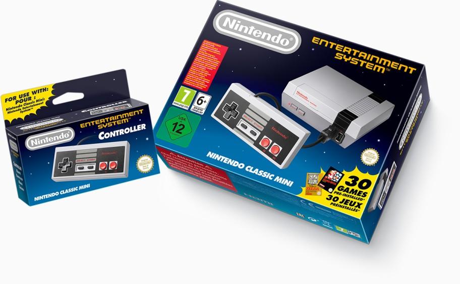 Nintento NES Classic