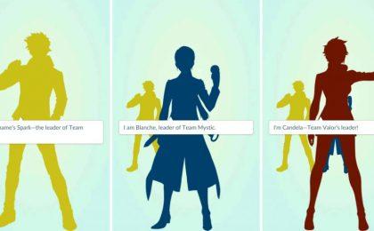 Pokemon Go: palestre blu, rossa e gialla, le differenze