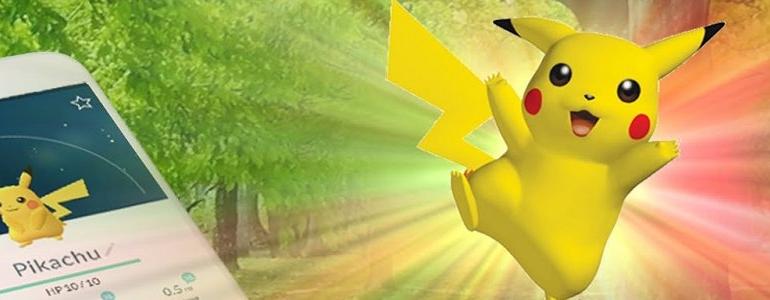 Pokemon Go: come avere Pikachu come starter