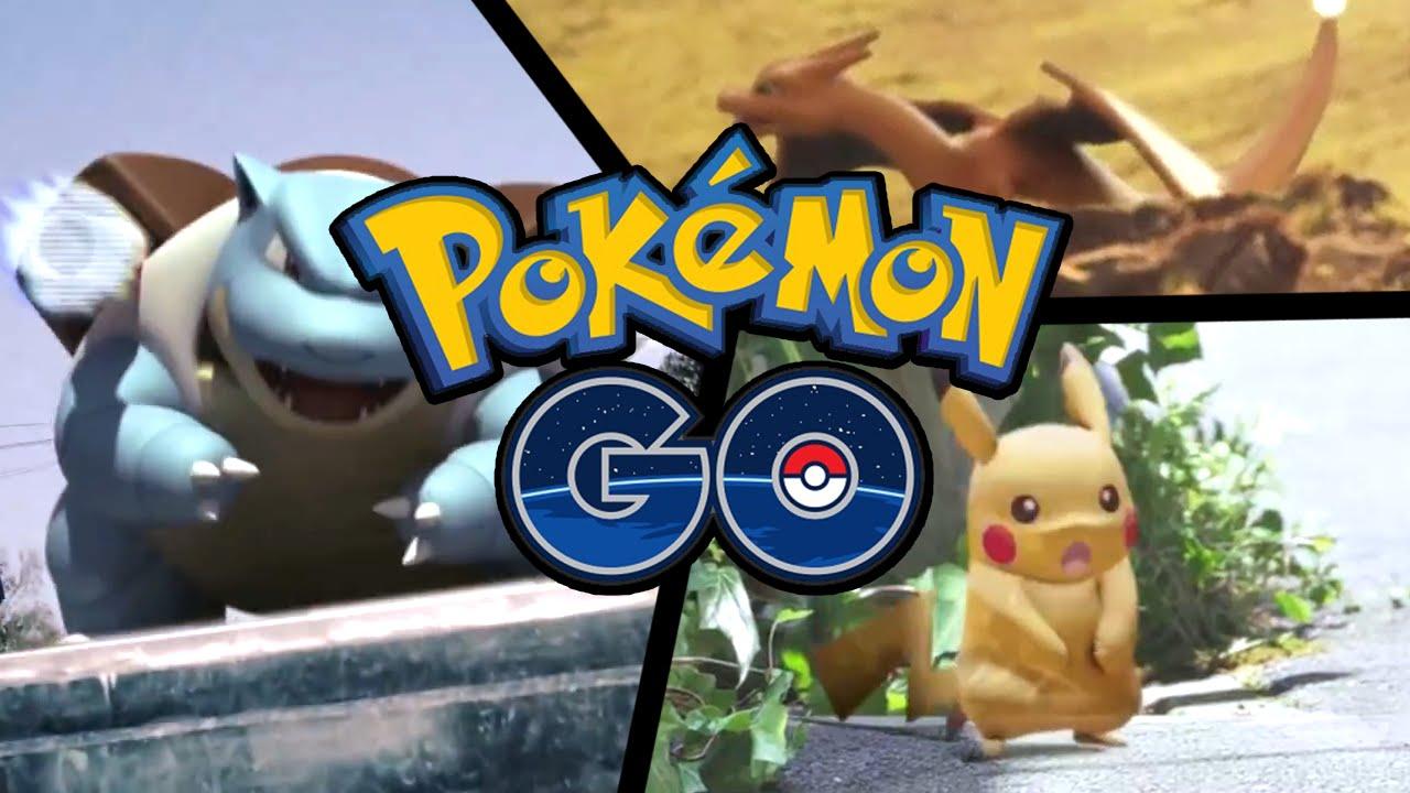Pokémon Go: primo aggiornamento e supporto VR in futuro