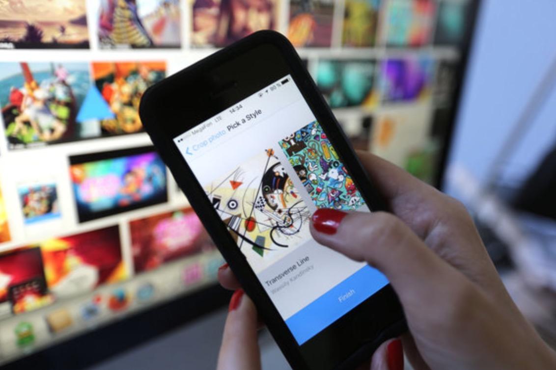 Prisma, cos'è e come funziona l'app che trasforma foto in opere d'arte