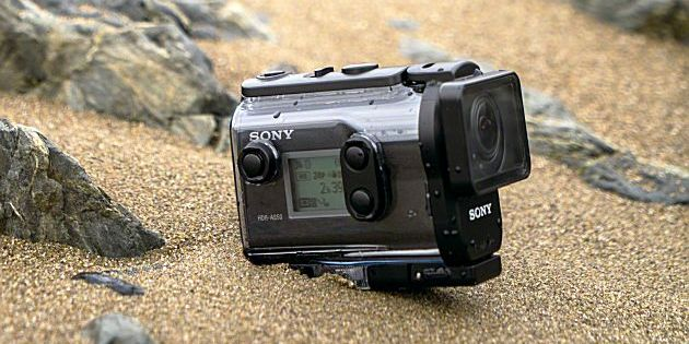 Sony HDR AS50_case
