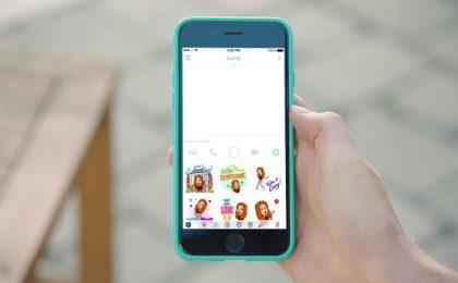 Bitmoji su Snapchat: come si usano?