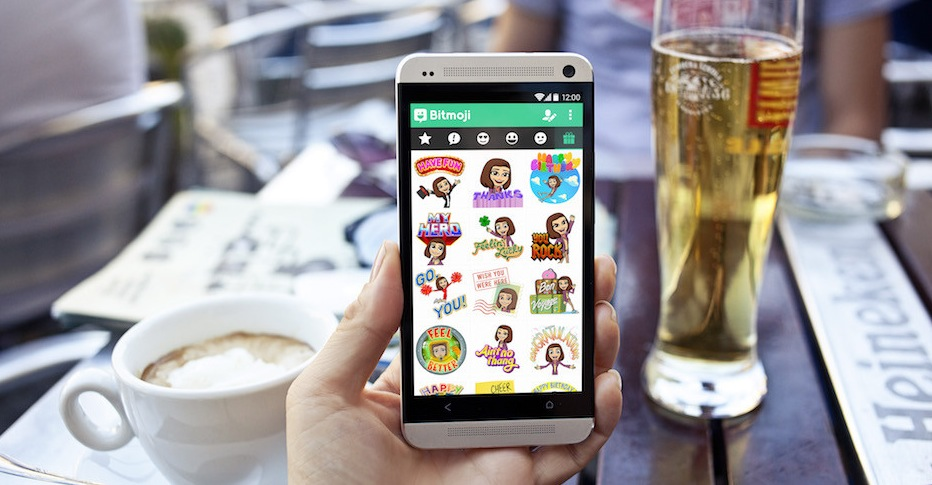 come usare Bitmoji su Snapchat