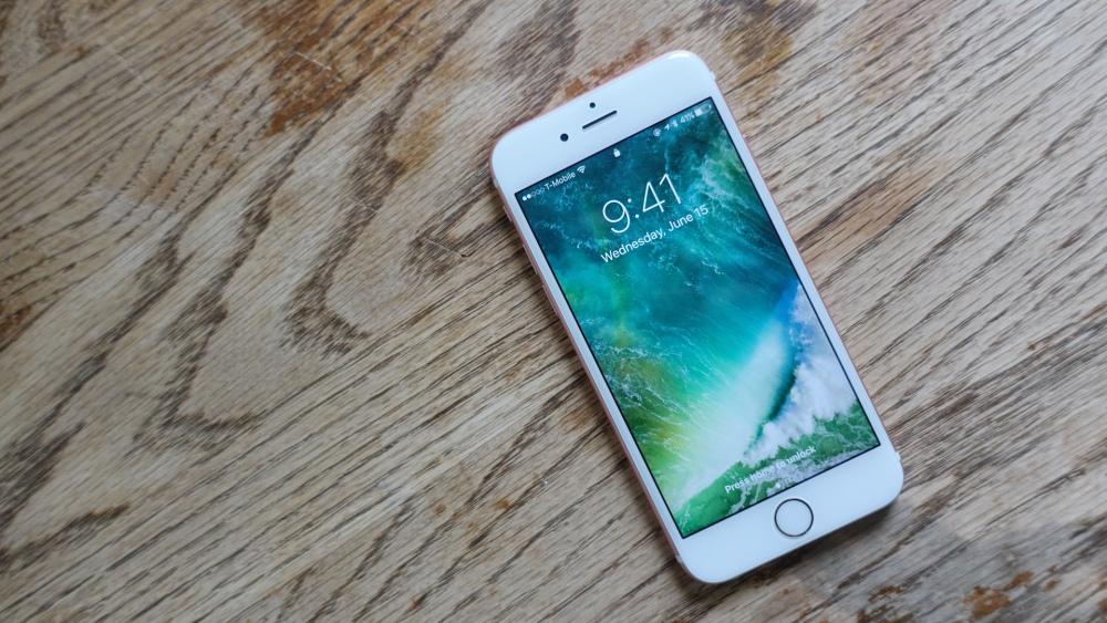 iOS 10 Apple