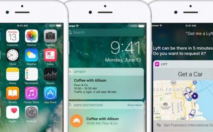 iOS 10 Beta 3: tutte le novità introdotte dall'ultima beta pubblica