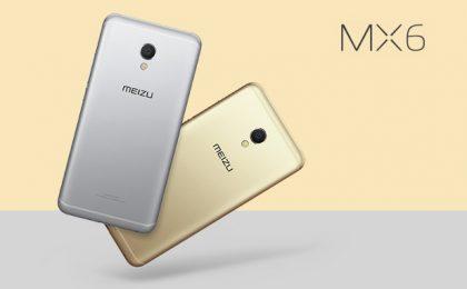 Meizu MX6 in uscita: scheda, prezzo e tutte le info ufficiali