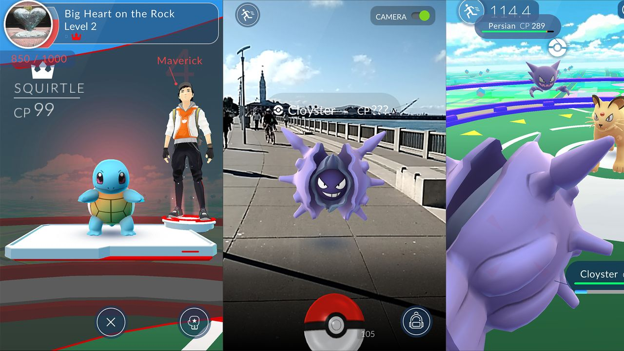 Pokemon Go hack e cheats