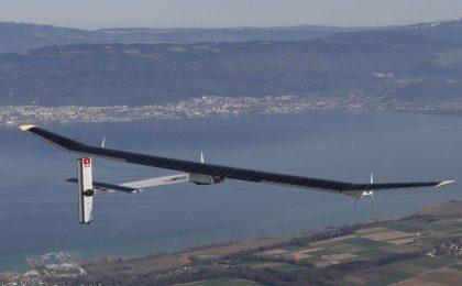 Solar Impulse 2 completa il giro del mondo