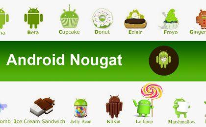 Android 7.0 Nougat in aggiornamento per i Nexus, ma non per Nexus 5