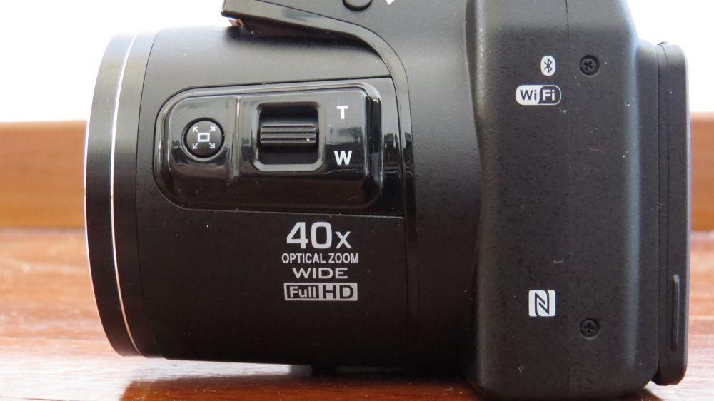 B500 controlli zoom