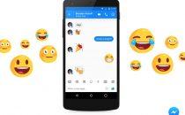 Facebook Messenger: le emoji possono essere ridimensionate