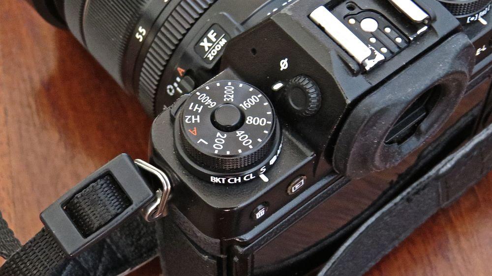 Fujifilm X T1 ghiere
