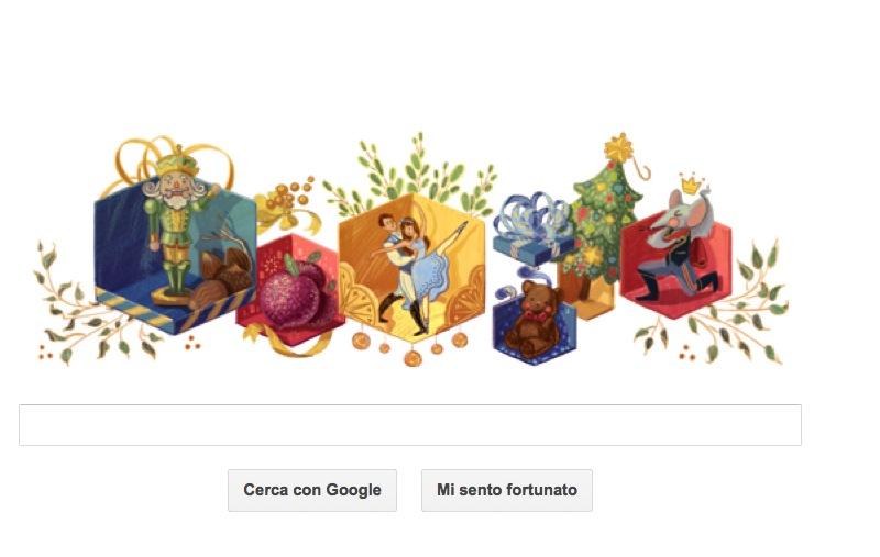 Google Doodle Schiaccianoci