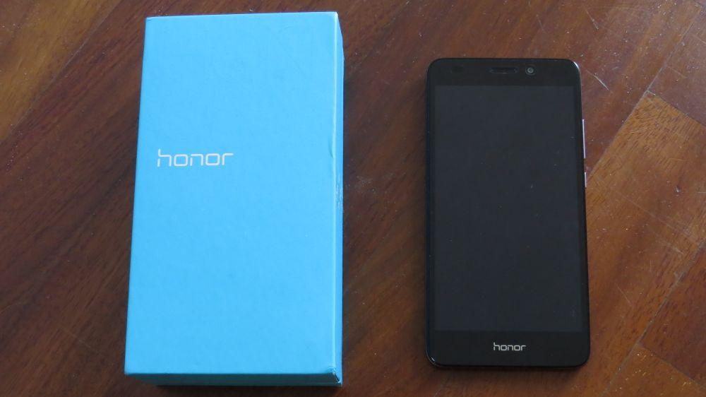 Honor 5C con scatola