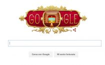 Google Doodle per lInaugurazione Teatro alla Scala