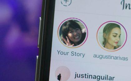 Instagram Stories: foto e video si trasformano in una storia