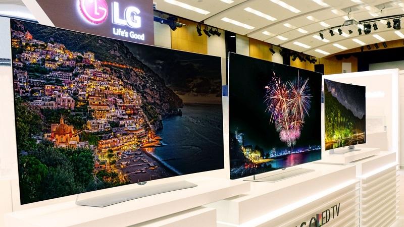 LG TV IFA 2016