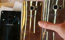 Samsung Galaxy Note 7 Edge: lipotetico secondo modello