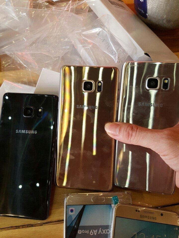 Samsung Galaxy Note 7 Edge: l'ipotetico secondo modello