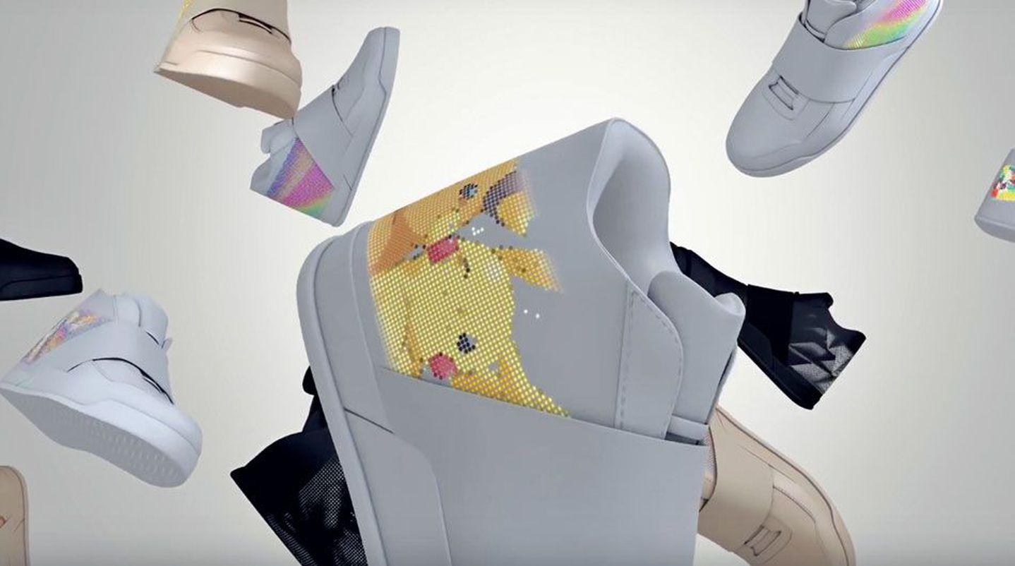 Pokemon Go: sneaker intelligenti per giocare
