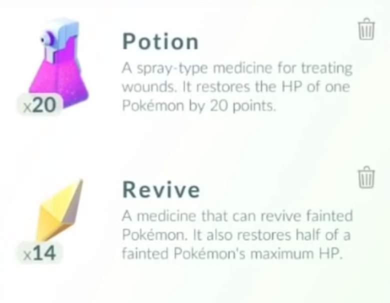 Pokemon Go: come fare se ho finito le pozioni