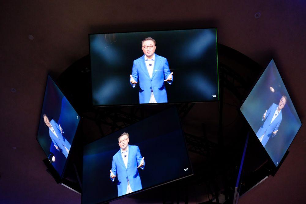 Presidente Samsung