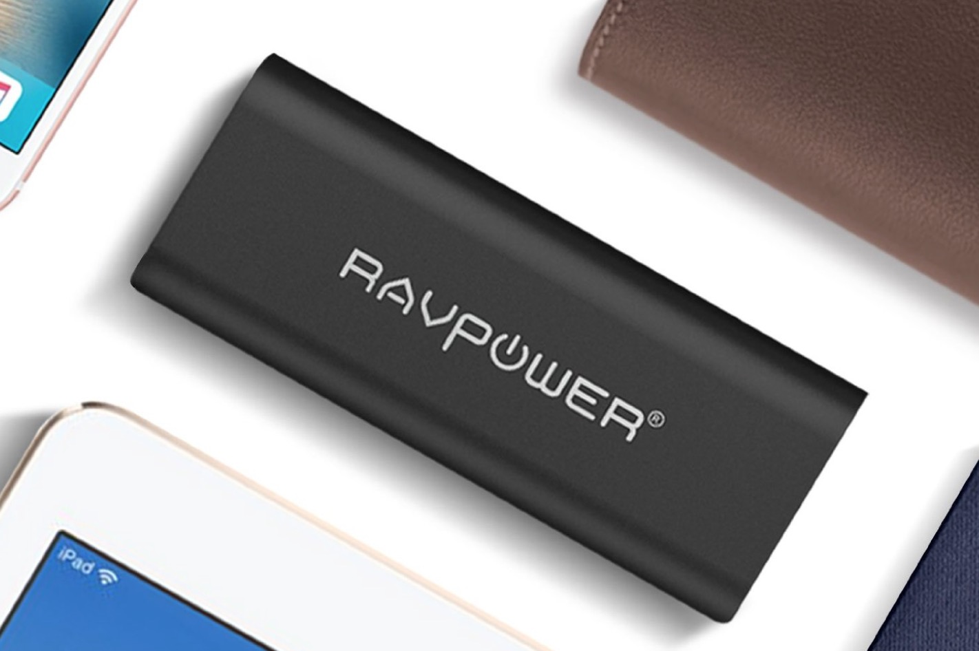 RAVPower caricabatterie 10400 mAh
