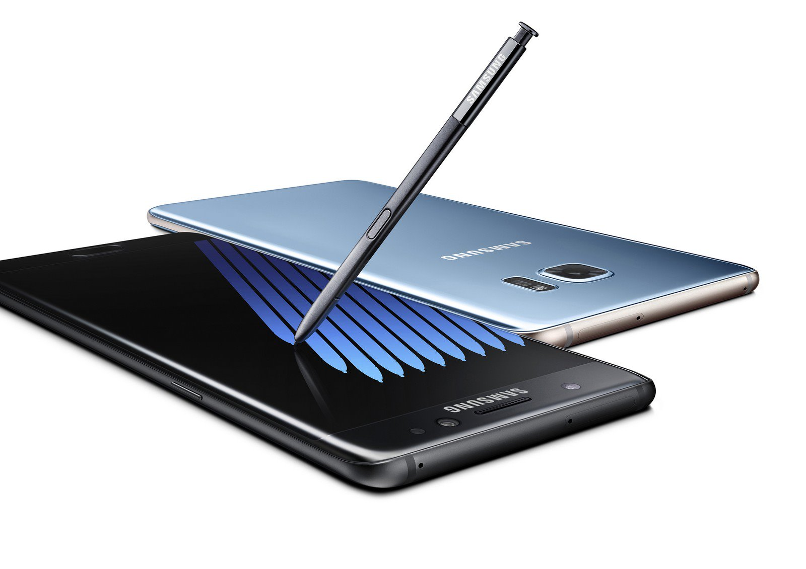 Samsung Galaxy Note 7 colori