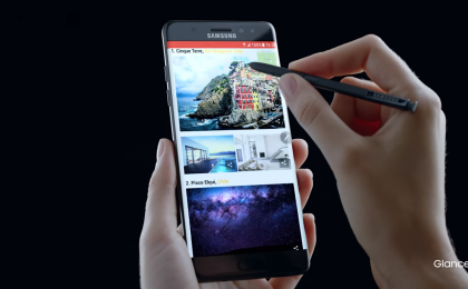 Samsung Galaxy Note 7 vs iPhone 6s: confronto di ideologie