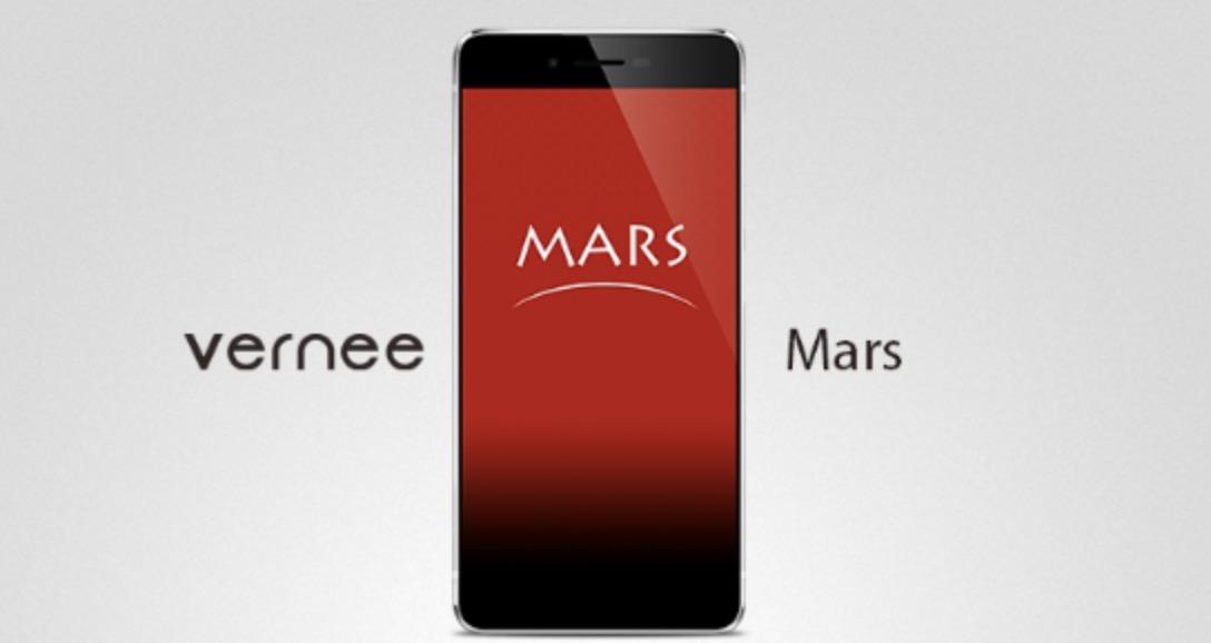 Vernee Mars: specifiche tecniche, uscita e prezzo