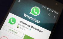 Truffa WhatsApp: link che danneggia lo smartphone
