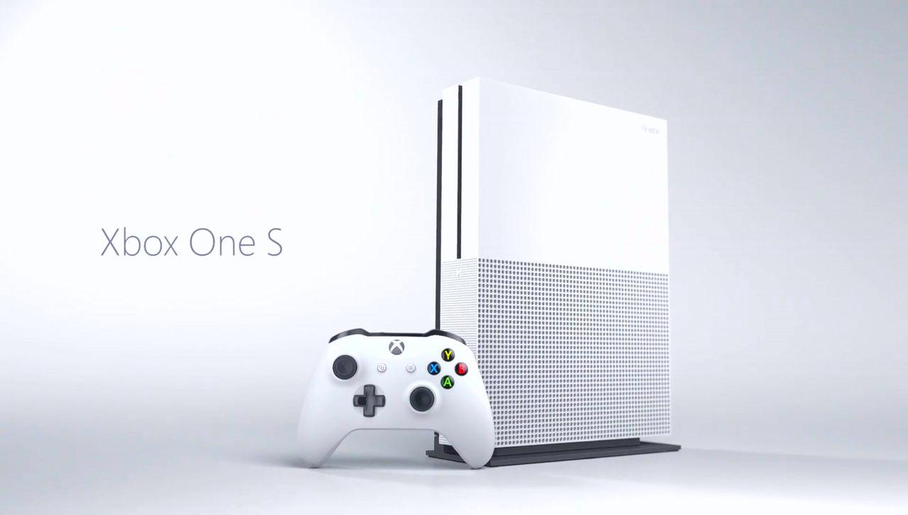 Xbox One S: uscita, prezzo e caratteristiche