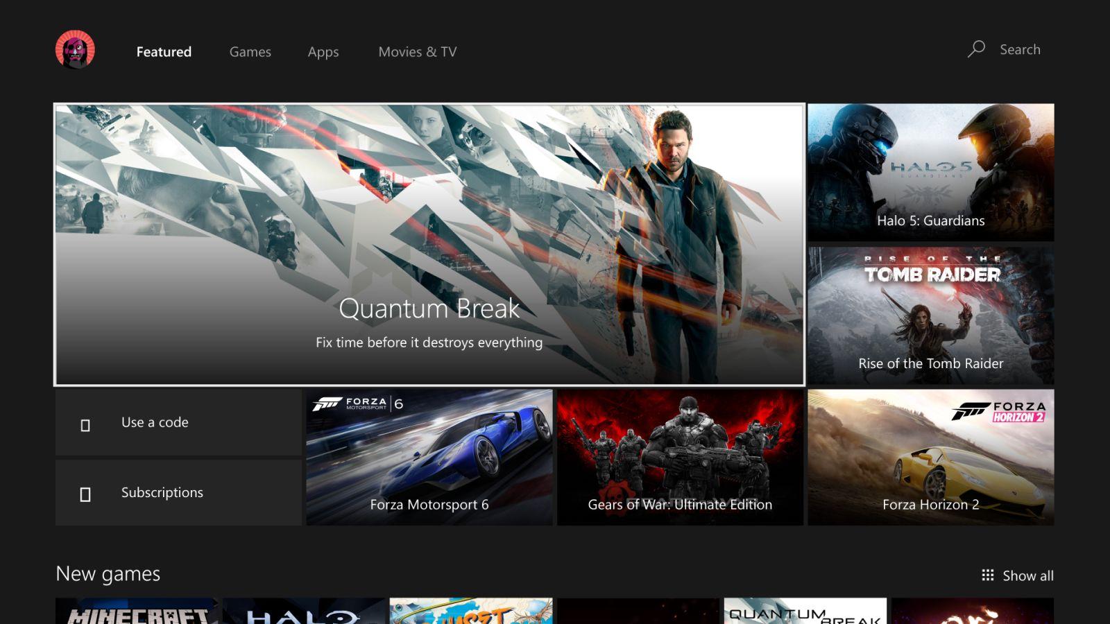 Xbox Summer Update