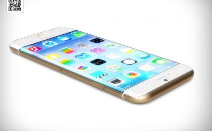iPhone 7 Pro o Plus Premium con schermo dual-edge OLED