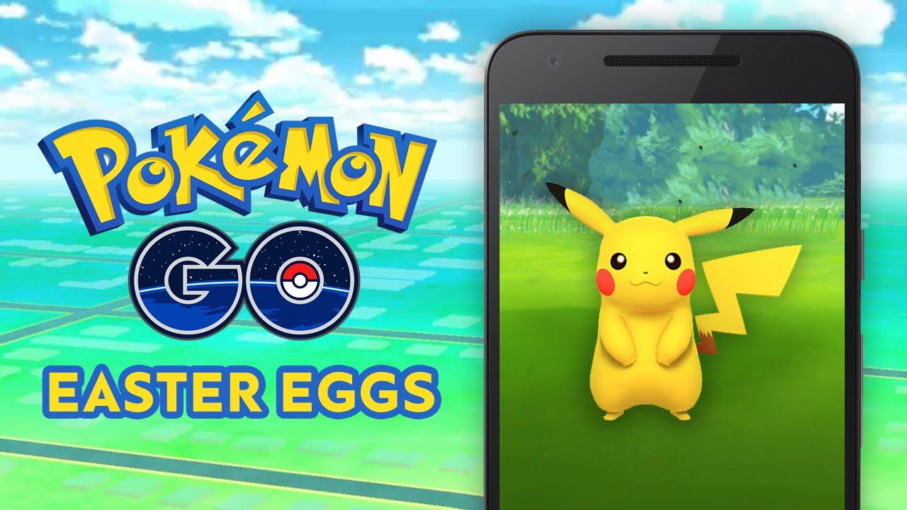 Pokemon Go Easter Eggs: le chicche nascoste nel gioco