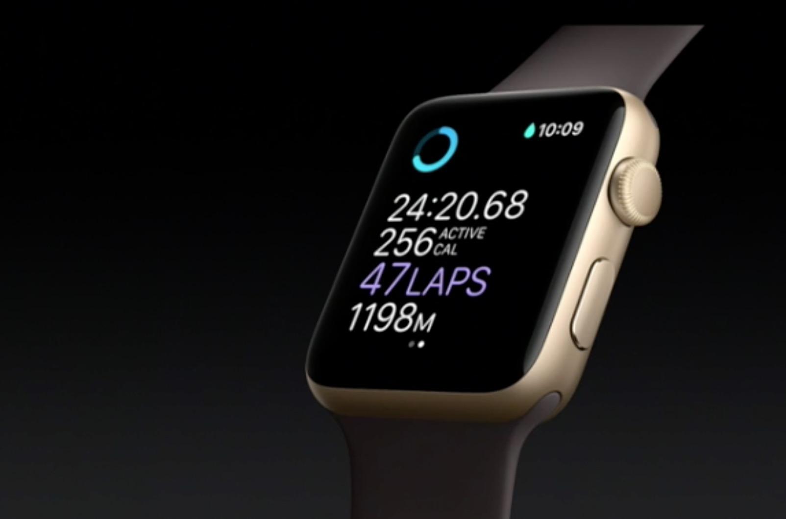 Apple Watch 2 design