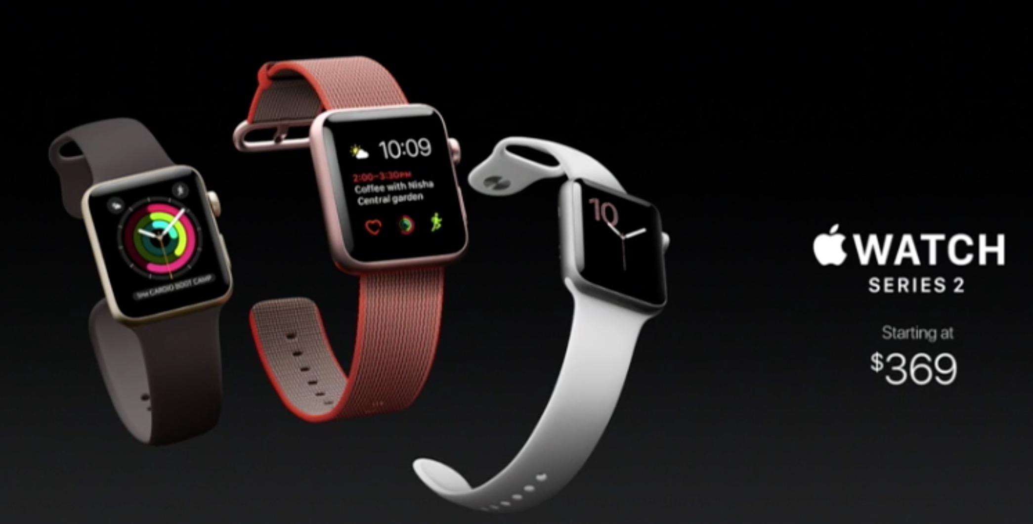 Apple Watch 2 prezzo