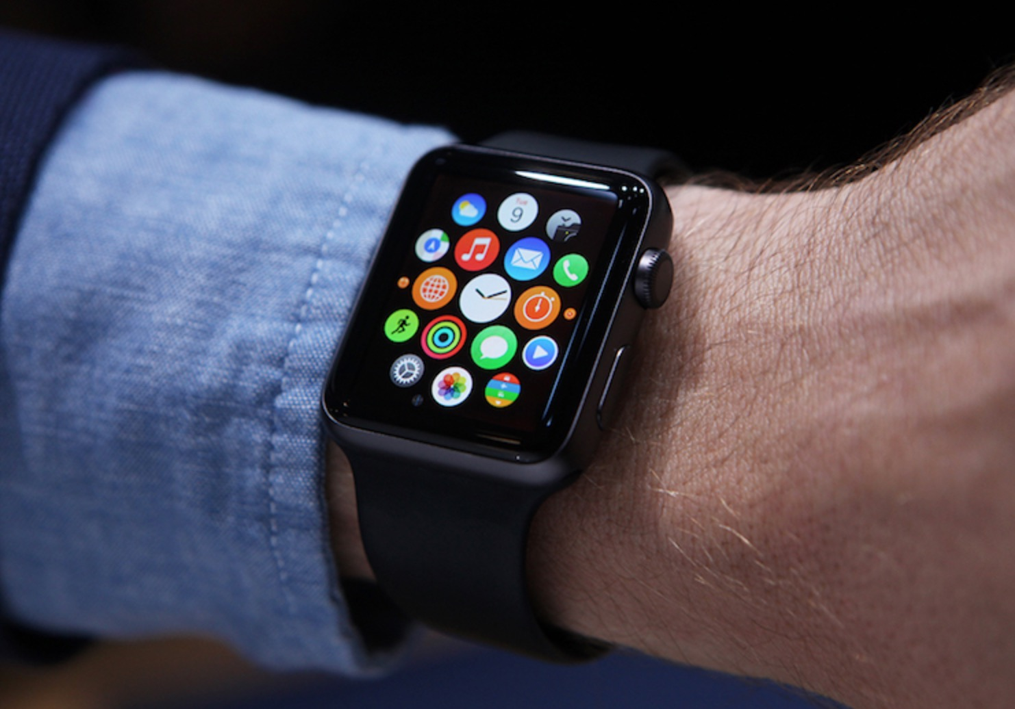 Apple Watch 2 smartwatch