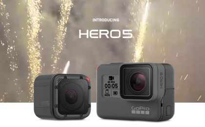 GoPro Hero 5 Black e Session: specifiche tecniche, uscita e prezzo