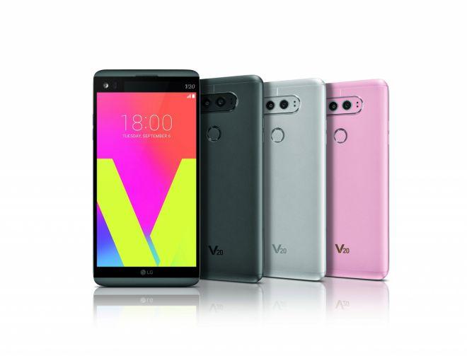 LG V20 in uscita: la scheda tecnica e il prezzo